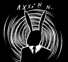 DAVID LYNCH AXxonn Rabbit Inland Empire by Dean Allen