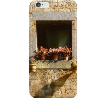 Lets watch the flowers grow  iPhone Case/Skin