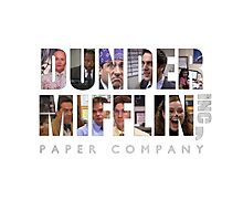 Dunder Mifflin Paper Co Photographic Print