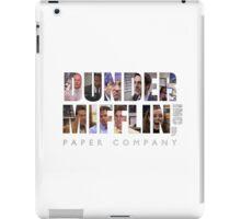 Dunder Mifflin Paper Co iPad Case/Skin