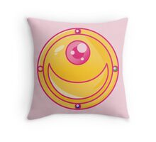 Moon Prism Power Throw Pillow