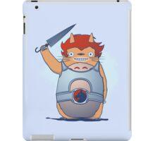 Totor-o iPad Case/Skin