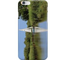 Sailing on the Norfolk Broads iPhone Case/Skin