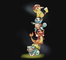 Pokemon Red by Jak-O-Lope