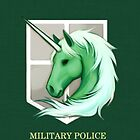 Shingeji No Kyojin - Military Police - Phone Case by Niamh Wilson