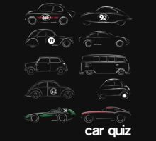 Classic Car Quiz by velocitygallery