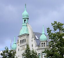 Turrets by Kathleen Brant