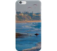 Coming Ashore iPhone Case/Skin