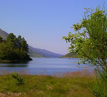 Loch Shiel by lezvee