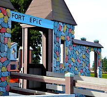 Fort Epic by Alemay