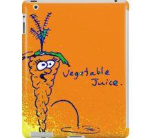 Vegetable Juice iPad Case/Skin