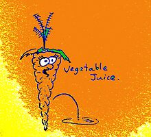 Vegetable Juice by wazrom