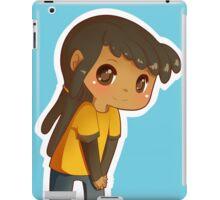 "Virgil ""cutie"" Hawkins iPad Case/Skin"