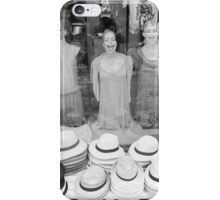 Laughing Mannequins iPhone Case/Skin