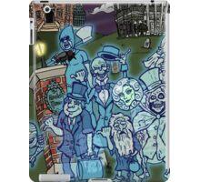 Grim Grinning Ghosts iPad Case/Skin