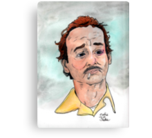 Mr. Murray Canvas Print