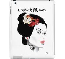Graphic Osaka iPad Case/Skin