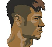 NEYMAR JR by bradsipek