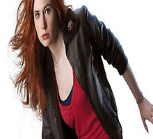 Amy Pond by WhovianLillie