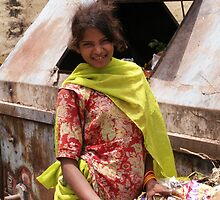 Pleased to have an income, Udaipur, India by indiafrank