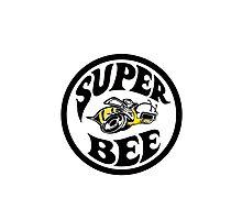 Super Bee Design Photographic Print