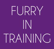 Furry in training by 8Bit-Paws