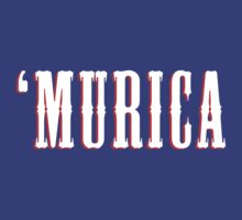 'Murica - The American T-shirt by scheme710