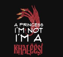 Khaleesi / Game of Thrones by mlmatov