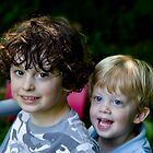 Sam and Max on Mother's Day by KSKphotography