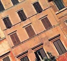 Windows, Italy by Andrew Felton