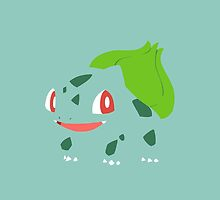 Bulbasaur Body / Face Pokemon by Dman329