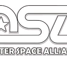 OUTER SPACE ALLiANCE by TomDiMensio