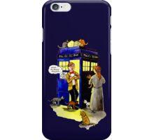 Cat Lady Companion iPhone Case/Skin