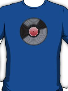 Vinyl 3 Worn Well Resize (please see description) T-Shirt