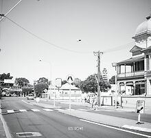Maylands - 8th February, 2014. by Kell Rowe