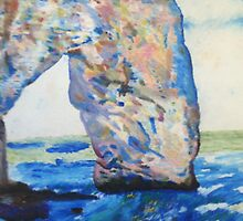 Monet Remake by Wyatt Thomas