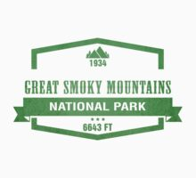 Great Smoky Mountains National Park, Tennessee by CarbonClothing