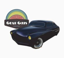 Gear Guys Lead Sled T-Shirt from VivaChas! by ChasSinklier