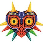 Majora's Mask by BlueMyMind