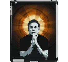In Elon Musk We Trust iPad Case/Skin