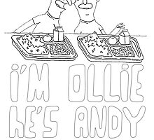 Andy & Ollie by Proyecto Realengo