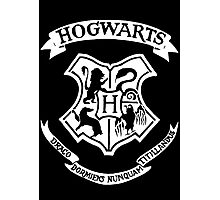 Hogwarts Photographic Print