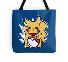 Maneki-Pika Tote Bag
