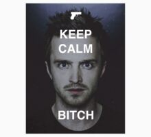Keep Clam Bitch - Jesse Pinkman by lollydavis