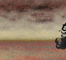 fled across a stranger desert...? by DrReginaldFunk