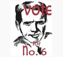 Vote for No. 6 by PeachHeads