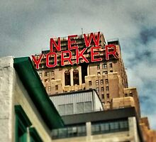 The New Yorker, NYC by crashbangwallop