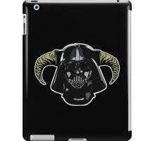 Darth-Roh-Da iPad Case/Skin