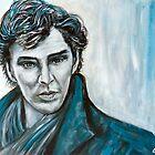 Sherlock by olivia-art