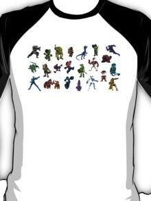 SNES All Stars T-Shirt